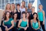 Lucky to be a part of this group of yogis!